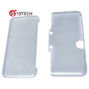 SYYTECH Crystal Protective Hard Cover Case For Nintendo NEW 2DSLL/XL Clear Case