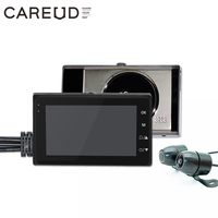 High Quality 3.0 Inch TFT Screen HD1080P Dash Cam with Optional Rear View Camera for Car DVR