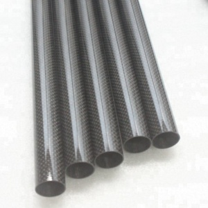 Best Quality Reinforced Round Carbon FiberTube10mm 50mm