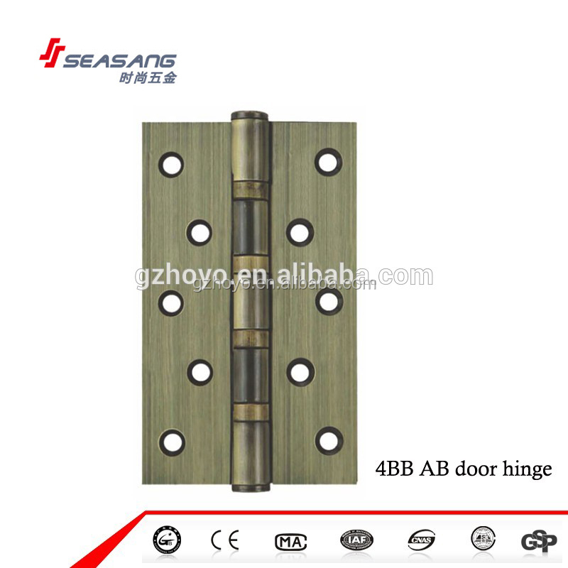 High quality 5 inch Stainless steel Fashional Door Hinge For Interior Door