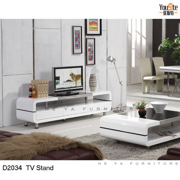 Beau Glass Tv Cabinet Made In China Lcd Tv Table Model