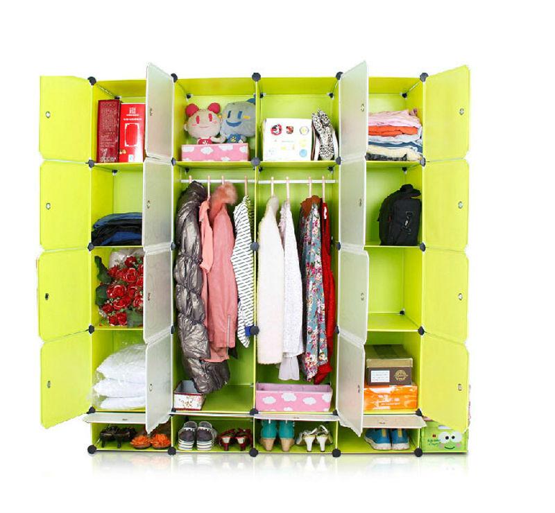 Diy Storage Cubes Folding Wardrobe Price India Fh Al00956 20 Buy