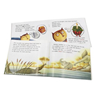 kids baby children's soft cover book printing
