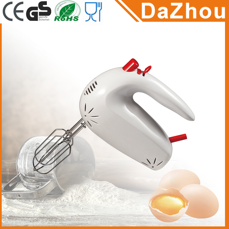Hand Held Structure And Stainless Steel Housing Power Mixer