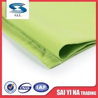 Make to order poplin poly/cotton textile fabric wholesale