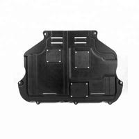 Precision Plastic Injection Mould OEM Auto Car Truck Chassis Baffle Engine Mud Guard Fender Protective Cover Mold Molding Parts