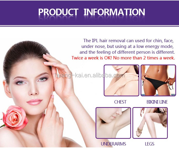 Best quality hottest beauty hair removal device women underarm hair removal machine