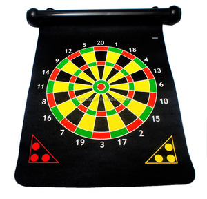 Multi color two sides Magnetic Dart board