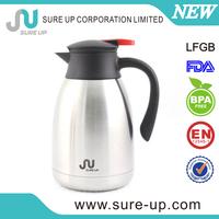 coffee maker and tea maker stainless steel engraved logo hip flask for whiskey/flagon/jug