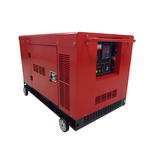 10 kva 2 cylinder 3 phase water cooled diesel generator