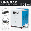 Car HHO carbon cleaning for diesel particulate filter