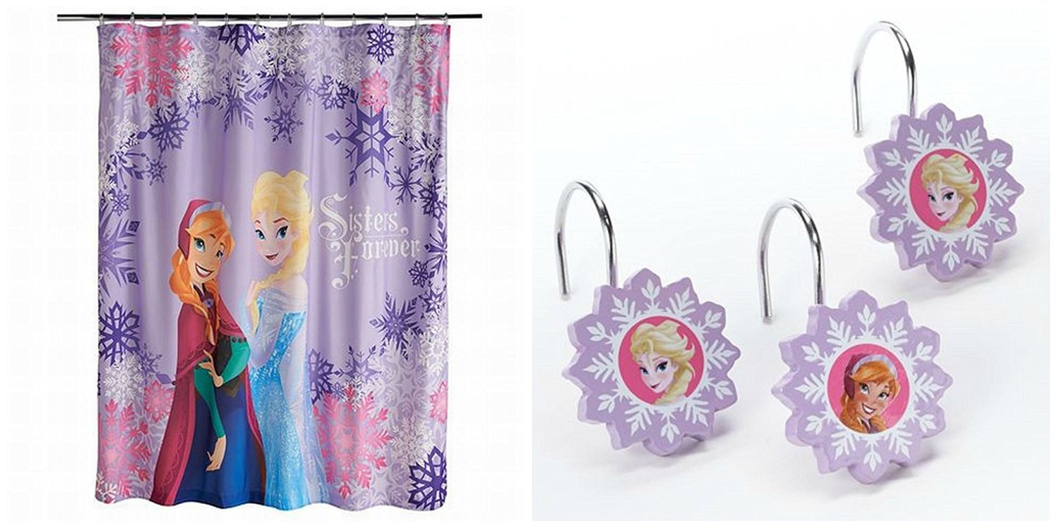Cheap Disney Frozen Shower Curtain Find Disney Frozen