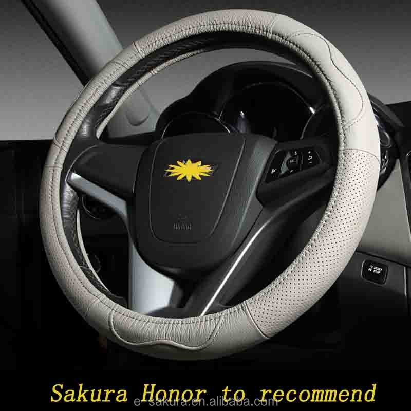 2015 the hottest anime car steering wheel cover for Demanding drivers