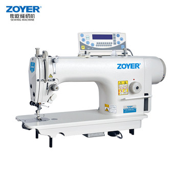 Zy40d40 Zoyer Computer Lockstitch Industrial Tailor Sewing Machine Fascinating Tailor Sewing Machine