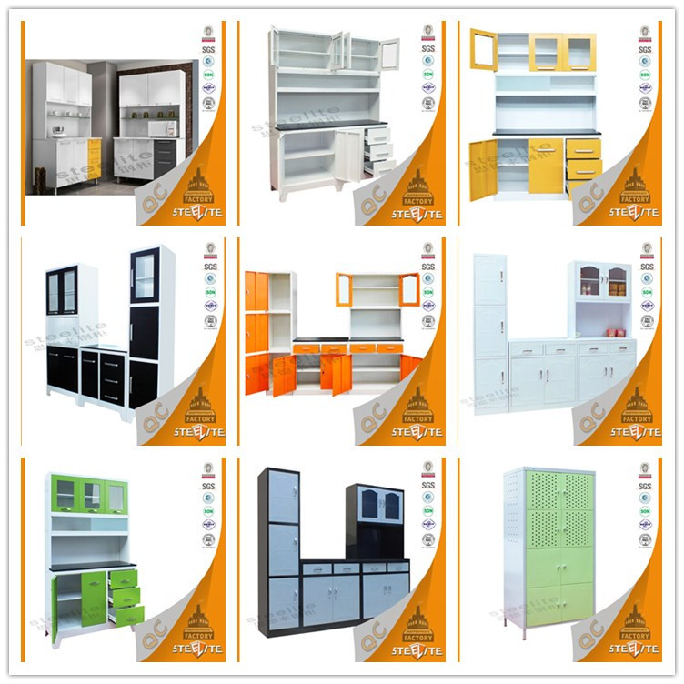 New product stainless steel commercial kitchen cabinet for Best ready made kitchen cabinets