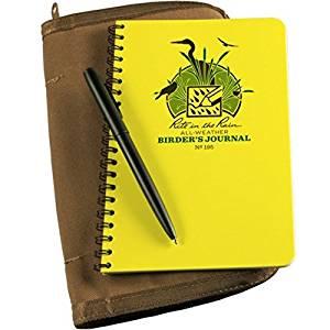 Rite in the Rain Birders Field Journal Kit All Weather