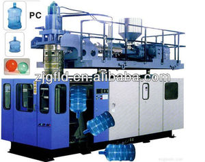 Hot sell 5 gallon pc blow moulding machine