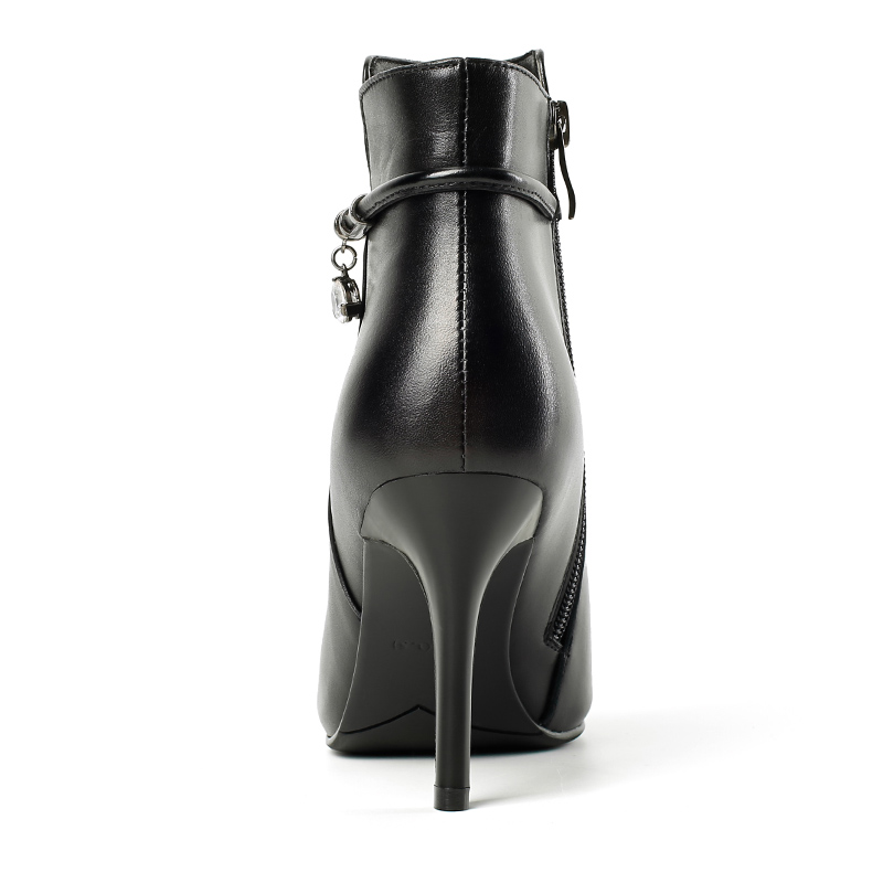 sex red heels black boots G310 genuine shoes boot leather high women boots 0qAqvO8wx
