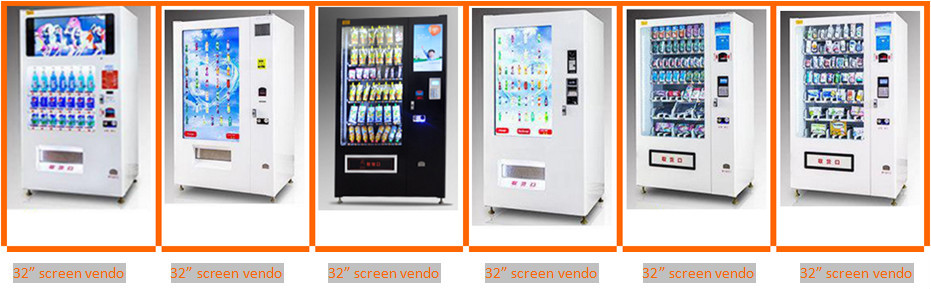 Apple Vending Machine Drink And Snack Vending Machine