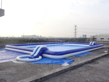 GMIF SiBo Durable PVC Ground Inflatable Swimming Pool For Kids & Adults