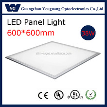 <span class=keywords><strong>SMD</strong></span> 2835 vierkante 600x600mm 38 W LED panel licht