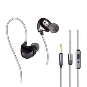 Wired headset Wired Metal Headphones Monitor Headphones Wired Universal HiFi Sports Magic Headphones for iphoneXS Max