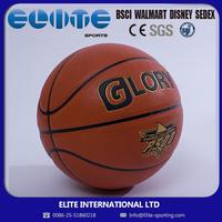 "ELITE-ISO Certificated Customized Logo and Printing modern rubber basketball 6"""" 7"""" 8"""" hot sale tpu eva football for match"