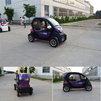 2017 New green electric car Hot Sale China Cheap Mini Electric Car for Family