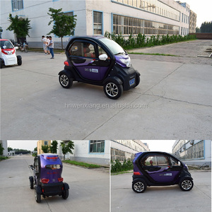 2018 New green electric car Hot Sale China Cheap Mini Electric Car for Family