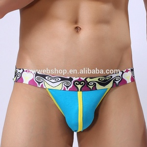 2018The newest design boys underwear boxer brief your own brand underwear