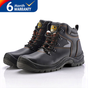 Steel toe work boots made in china, insolent work boots