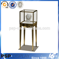 Free design hign quality fashion acrylic jewelry display case for jewelry shop