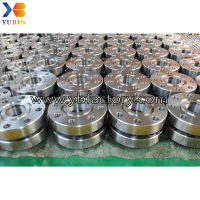 Customized Casting and Forged Aluminium Flange