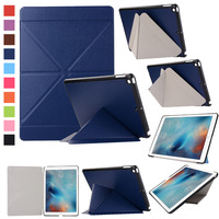 for new ipad 9.7 2017 smart case,for ipad case wholesale from professional shenzhen factory