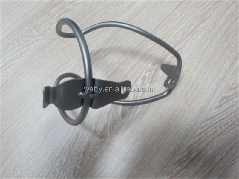Newest titanium bottle cages for bike spare parts WT-BC2