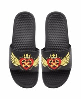 Guangzhou Slippers For Men Latest Sandals Designs Summer Unisex Footwear Comfortable