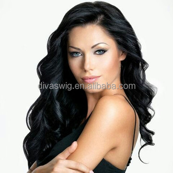 Body Wave Hair For Brazilian High 250 Density 360 Lace Frontal Wig Closure Whole