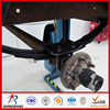 Trailer Parts high qualiti z type leaf spring