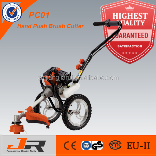 Brush Cutter(on Wheels),Grass Trimmer With Wheels,Brush Cutter ...