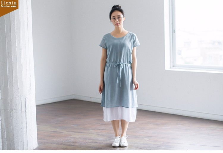 2017 dernière mode femmes enceintes vêtements de maternité robes