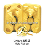 Mold Rubber , Molds, jewelry rubber mold