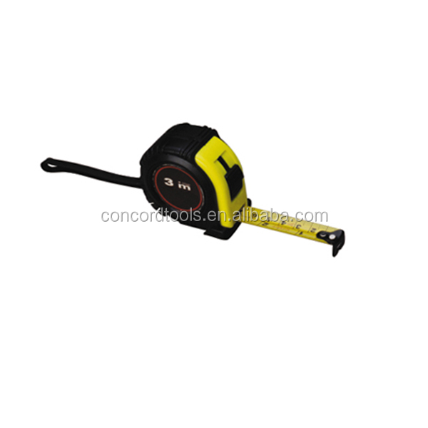 3m*12.5mm Auto-stop Steel Tape Measure for measuring tools
