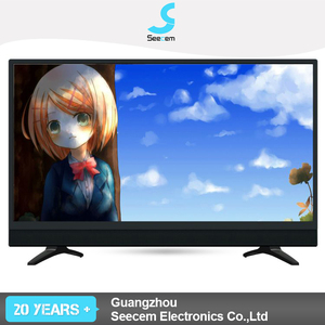 Hot sell led backlight 32 inch Android Smart DVB T2 / C LED TV