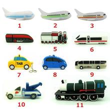 truck model Pen Drive4GB USB Flash Drive Pendrive memory stick 8g usb2.0
