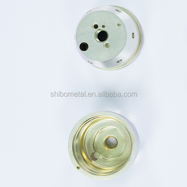Well Designed five axis processing ecm connector cnc machining prototype parts OEM & ODM service for military project