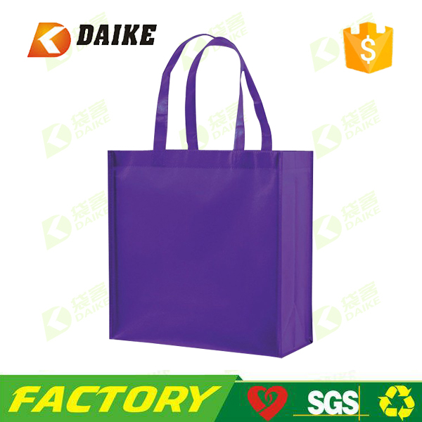 Factory direct earth friendly shopping bag with high quality