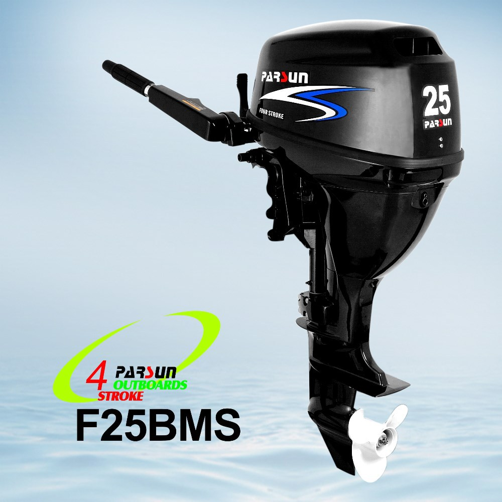25hp four stroke outboard engin