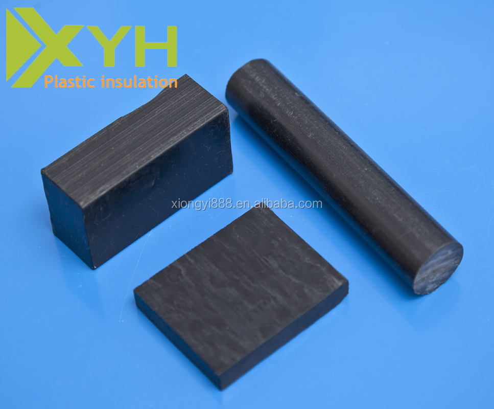 black oilon extruded/casting nylon rod