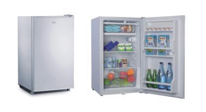 Single Door Fridge Larder Refrigerator Small Size View