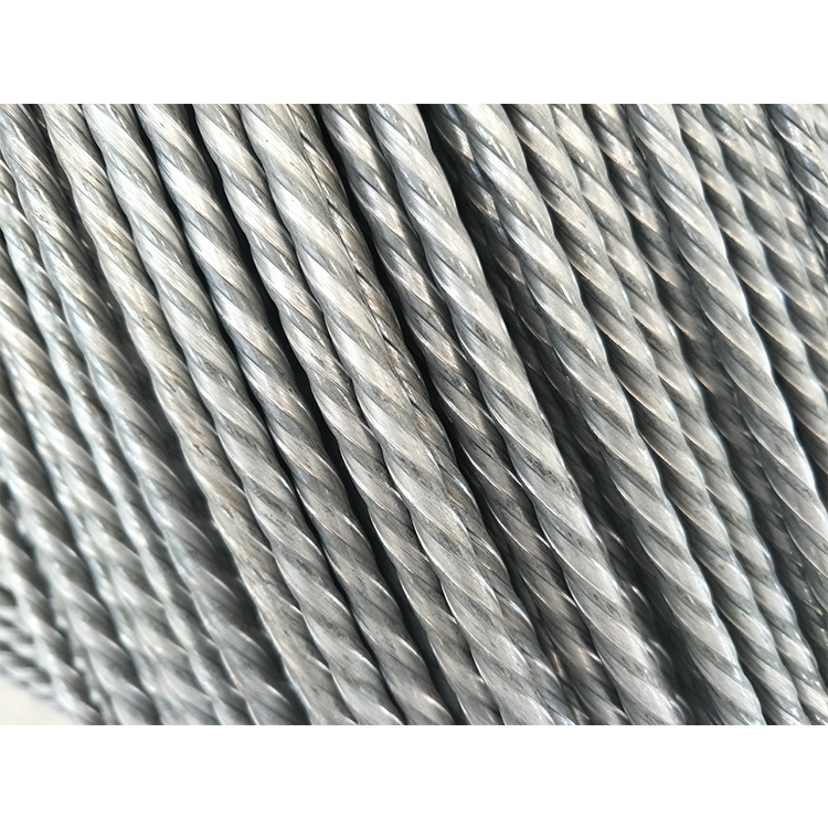Good price of epoxy coated steel strand wire